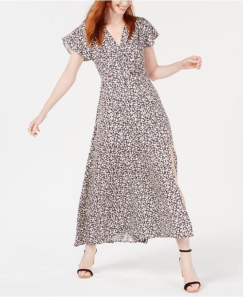e24b32182d French Connection Aubi Printed Maxi Dress   Reviews - Dresses ...