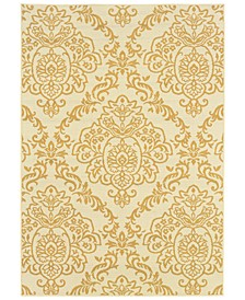 "Bali 8424 7'10"" x 10'10"" Indoor/Outdoor Area Rug"