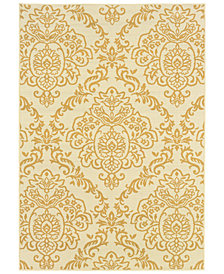 "Oriental Weavers Bali 8424 6'7"" x 9'6"" Indoor/Outdoor Area Rug"