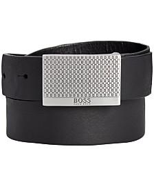 HUGO Men's Joel Leather Belt