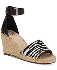 Leera Espadrille Wedge Sandals