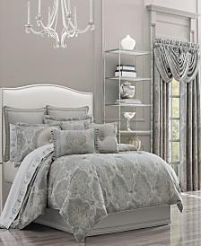 J Queen Dimitri Queen Comforter Set