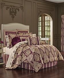 J Queen Amethyst King Comforter Set
