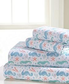 Seahorse Sheet Set