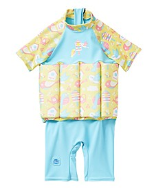 Children's UV Float Suits Swimming