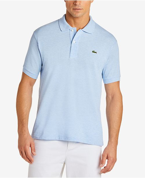 54ed4da937 Lacoste Classic Piqué Polo Shirt, L.12.12 & Reviews - Polos - Men ...