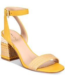 ALDO Gweilian Dress Sandals