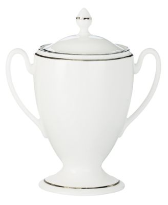 Kilbarry Platinum Covered Sugar Bowl