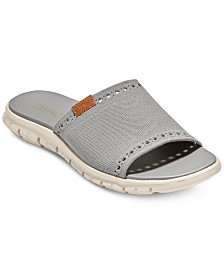 Cole Haan Men's ZeroGrand Stitchlite Slide Sandals