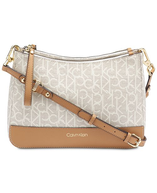 Calvin Klein  Sonoma Signature Crossbody