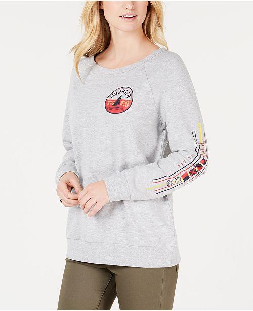 7cf0b55d35615e Tommy Hilfiger Regatta Sweatshirt