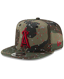 New Era Los Angeles Angels Camo Spec 9FIFTY Snapback Cap