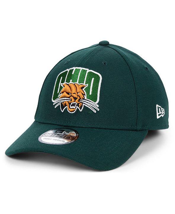 New Era Ohio Bobcats College Classic 39THIRTY Cap