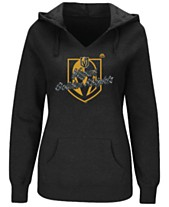 40f1b059742 Majestic Women's Vegas Golden Knights Game Day Glam Hoodie
