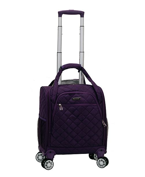"""Rockland 15"""" Carry-On Underseat Spinner"""