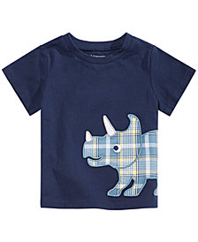 First Impressions Baby Boys Triceratops Graphic T-Shirt, Created for Macy's