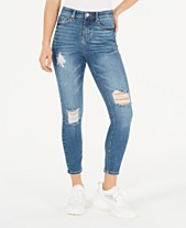 db3976ae999 Vanilla Star Juniors' Ripped Skinny Jeans