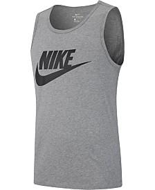 Nike Men's Sportswear Logo Tank Top