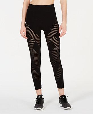 cfb66391cddd0 adidas Warp Knit Ankle Leggings & Reviews - Pants & Capris - Women - Macy's