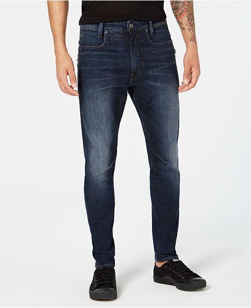 G-Star Raw Men's D-Staq 3D Slim-Fit Stretch Jeans