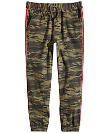 Toddler Boys Camo-Print Jogger Pants, Created for Macy's