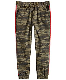Epic Threads Toddler Boys Camo-Print Jogger Pants, Created for Macy's