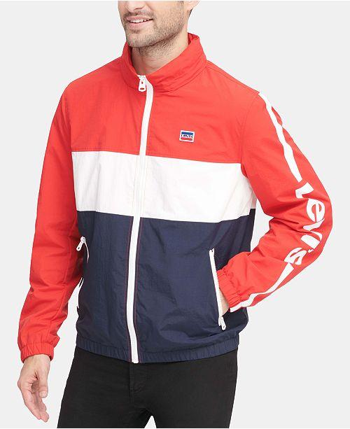 Levi's Men's Taslan Full-Zip Jacket