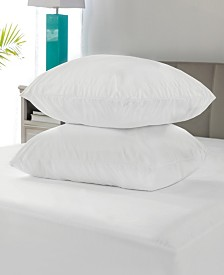 SensorPEDIC Microshield Jumbo Pillow Protector Pair