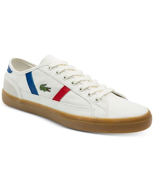 0783468f3 Lacoste Men s Sideline Sneakers   Reviews - All Men s Shoes - Men ...