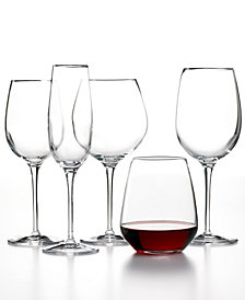Luigi Bormioli Crescendo Glassware Sets of 4 Collection