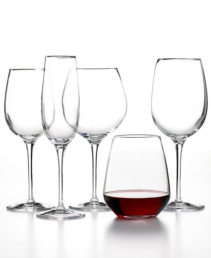 Luigi Bormioli - Crescendo Glassware Sets of 4 Collection
