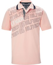 5500bf984 Tommy Hilfiger Toddler Boys Logo-Print Polo Shirt