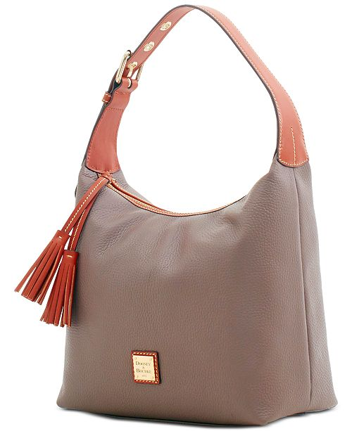 Dooney Bourke Patterson Leather Paige