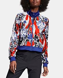 Sportswear Hyper Fem Printed Track Jacket
