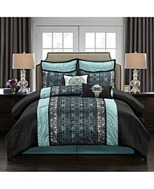 Arabesque 8-Piece Comforter Sets
