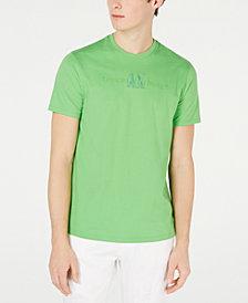 A X Armani Exchange Men's Patch Logo T-Shirt