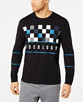 a1df3312f6244 ID Ideology Men s Graphic Long-Sleeve T-Shirt