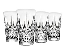 Dublin Set of 4 12oz All Purpose Glasses