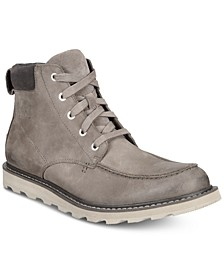 Men's Madson Waterproof Moc-Toe Boots