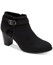 416f7fb7da8 Giani Bernini Cemeliaa Memory-Foam Booties