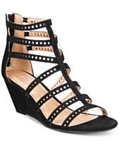 7d6afd7093f26 Material Girl Harriette Wedge Sandals