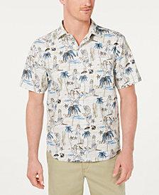 Tommy Bahama Men's Woven Hawaiian Shirt