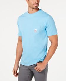 Tommy Bahama Men's Crawl Me A Crab Graphic Pocket T-Shirt