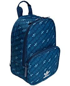 adidas Originals Santiago Logo-Print Mini Backpack