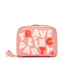 ban.do Getaway Toiletries Bag, Traveling Party