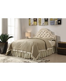 Athena Traditional Upholstered Headboard
