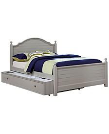 Poppy Transitional Full Bed