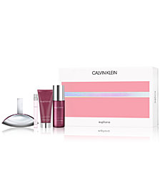 Calvin Klein 4-Pc. Euphoria Gift Set, A $178.00 Value!