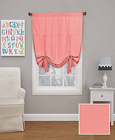"Eclipse Kendall Blackout Window Tie-up Shade, 42"" x 63"""