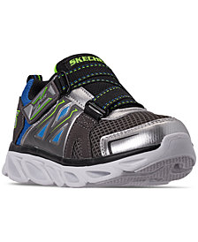 Skechers Little Boys' S Lights: Hypno-Flash 3.0 - Swiftest Light-Up Athletic Sneakers from Finish Line